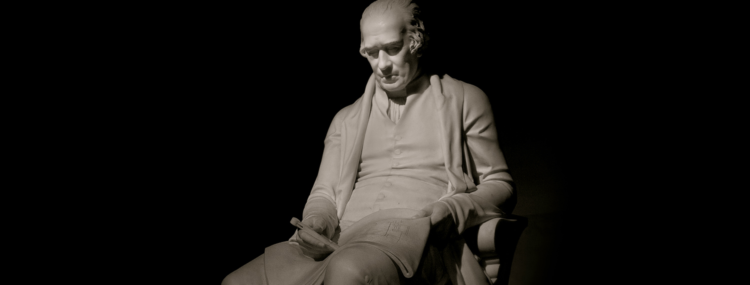 James Watt at St Mary's Handsworth
