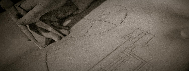 James Watt drawing